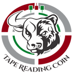 Tape Reading Coin